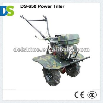 DS-650 Power Tiller