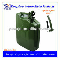 portable 10L oil/liquids tank for safe storage