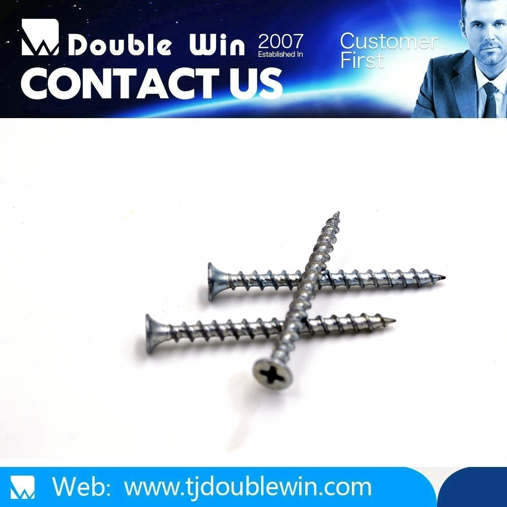 Fastener self tapping/machine pan head screws self tapping screw for concrete