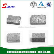 Sharpness Long Lifespan Diamond Segment for Stone Processing