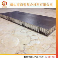 the low price aluminum honeycomb sandwich panel price for India