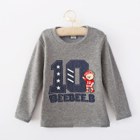 Kids Clothes Children Autumn T-shirts Long Sleeve Baby Tees