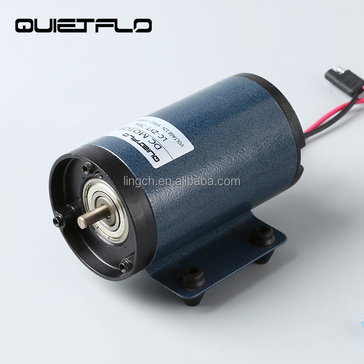Waterproof permanent magnet Ro diaphragm water pumps motor