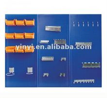 Workshop Tool Hangers, Steel Tool Storage Pegboard (302728)