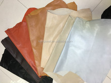 various color waxing pig under split leather for boots lining, for shoes lining, pig glazed under split leather for shoes lining