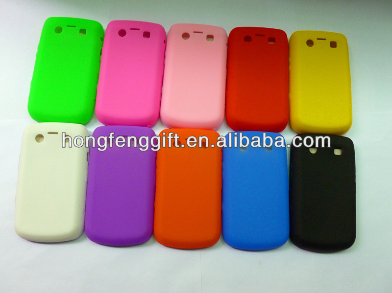 Cute hard case back cover for blackberry 8900