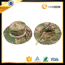 Desert digital Camouflage tactical boonie bucket camo hat