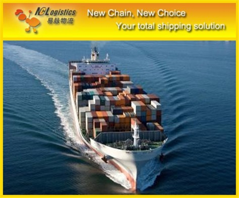 sea/air freight China to Washington USA