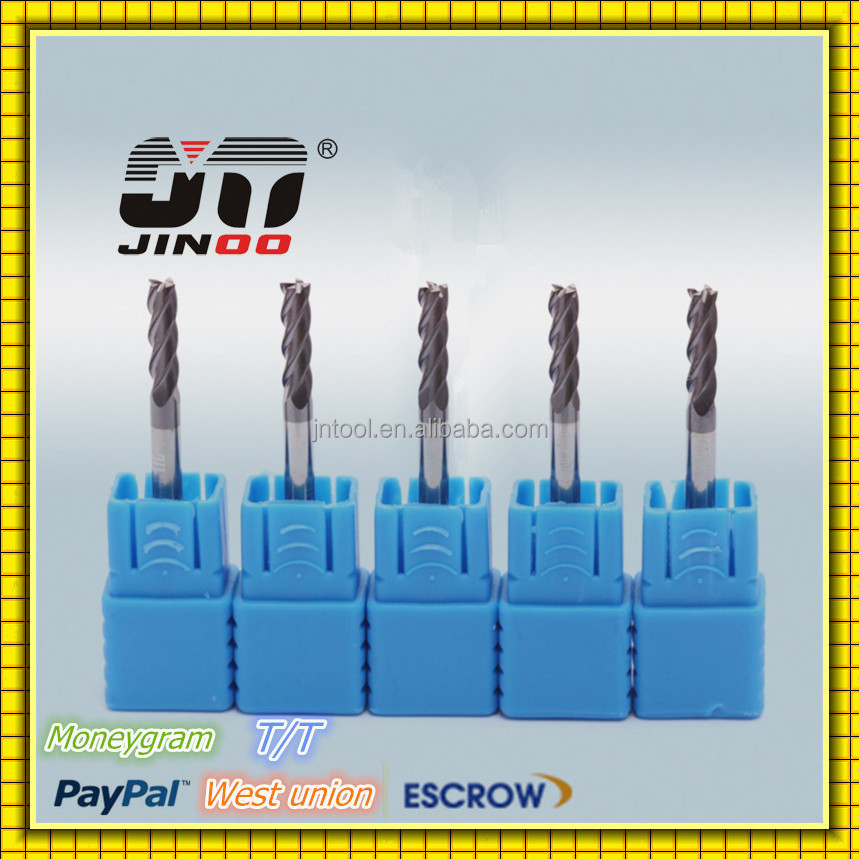 solid carbide tool cnc routing round carbide inserts
