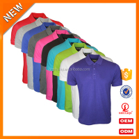 New stylish polo shirts wholesale china t shirt polo for men comfortable and breathable t shirt