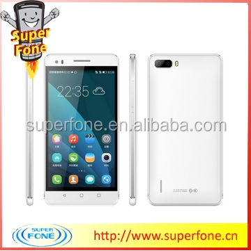 X6 5.0 inch 3g unlocked spreadrum7731 Qual core support the expansion Memory Slot best android cell phone in shenzhen
