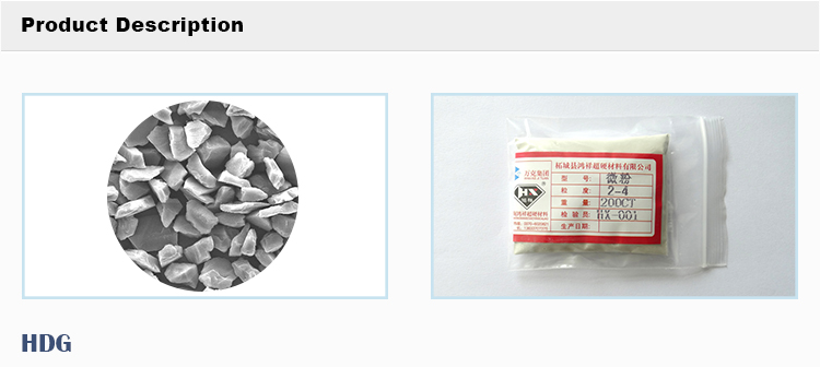 hnhongxiang industrial micron abrasive polishing synthetic diamond powder