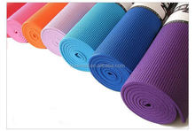 factory wholesale custom high durable top selling 3mm PVC foam Pilates mat Yoga Accessory sports yoga mat Manufacturer for gym