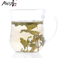 Organic herbal dried mint tea