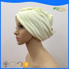 Super Absorption Microfibre Cheveux Secs Cap Turban Microfibre Serviette De Cheveux