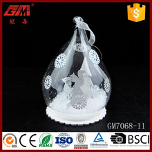 daily products christmas decoration snow ball ornaments