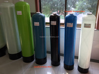 activated carbon filter water softener FRP vessel ro system
