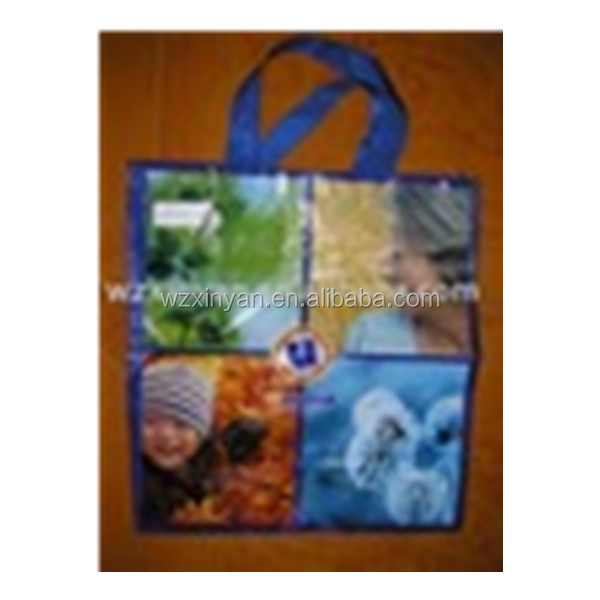 PP woven shopping bags,promotional bags