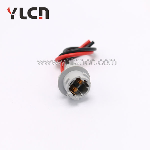 High quality T5 T2 T10 lamp wire harness Connector