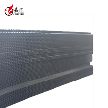 Film Fills for Packaged Cooling Towers/Long black PVC honeycomb filler