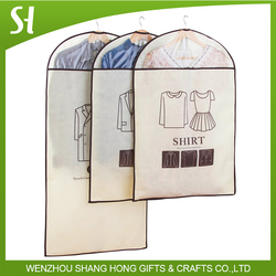 Customized non woven garment suit dress cover