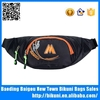 2015 gym bag sports waist belt nylon promotion waist bag