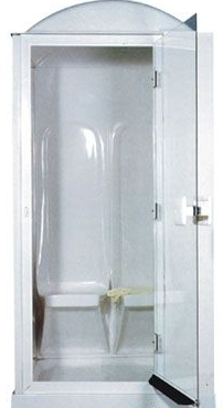 wholesale price luxury sauna bath indoor steam shower room, computer control with good quality