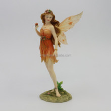 Charming Resin Fairy