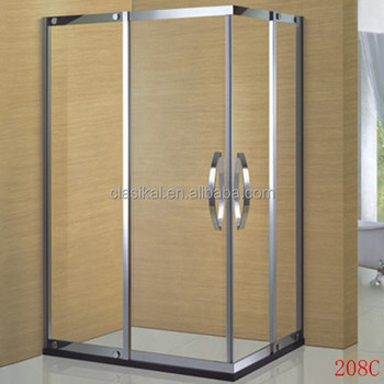 CLASIKAL modern bathroom,enclosed shower cabin,rectangle simple ...