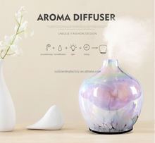 Ultrasonic Aroma Essential Oil Humidifier Aromatherapy Diffusers