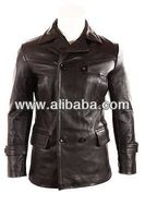 Have one to sell? Sell it yourself German Submariner WW2 Vintage Men's Cowhide Black Leather Jacket/Coat