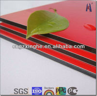 aluminum trailer side panel/aluminum cladding/6mm Alucobond