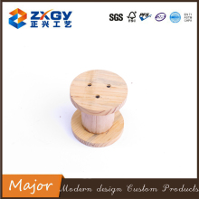 2017 Custom Design Large Empty Wooden Cable Spools for Sale