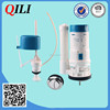 YUYAO QIL QL-130MT PP,PVC,POM push button infrared toilet flush