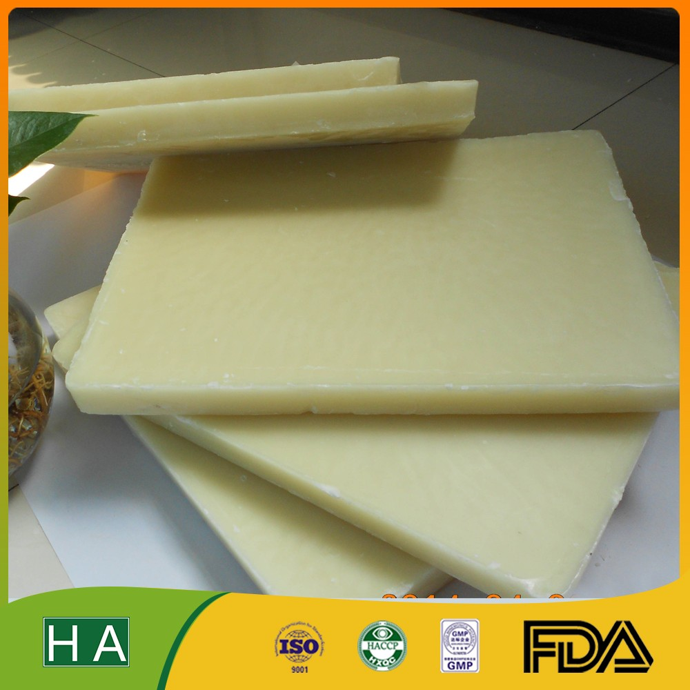 pure natural bulk bee wax white beeswax for sale