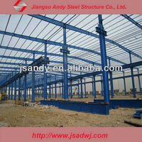 prefabricated warehouse price in China