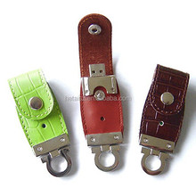 Best quality custom gifts leather 32tb u disk usb2.0 stick leather 500mb usb4.0 flash drive wholesale in dubai