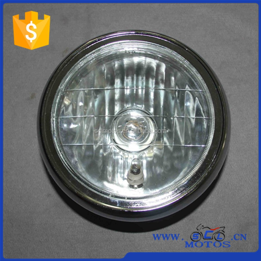 SCL-2012110460 For S.Z.K EN125 Custom Motorcycle Headlight