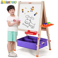 Creative toys school white board sizes with a stand