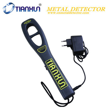 TX-1001 Hand held Metal Detector