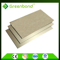 Greenbond aluminum sheet painting aluminium cladding