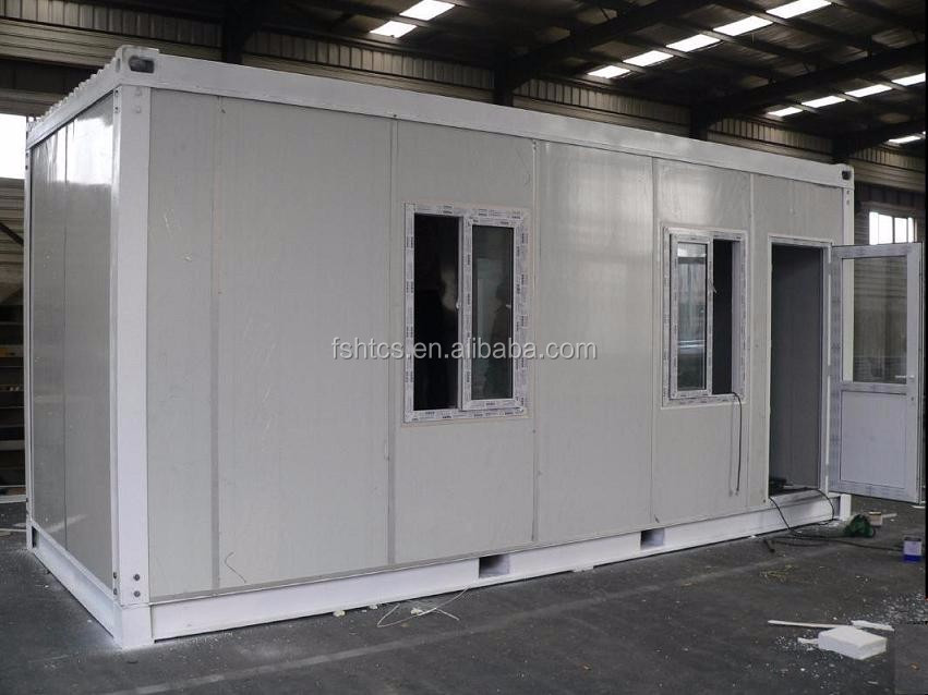 Steel Structure Prebuilt Prefabricated Office Containers for Sale