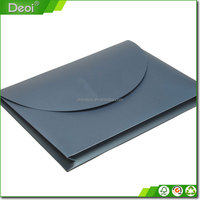 hot new a3 leather fashion portfolio folder