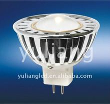 MR 16 1w high bright led spotlight DC12v
