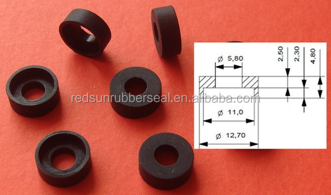 hnbr rubber waterproof washer