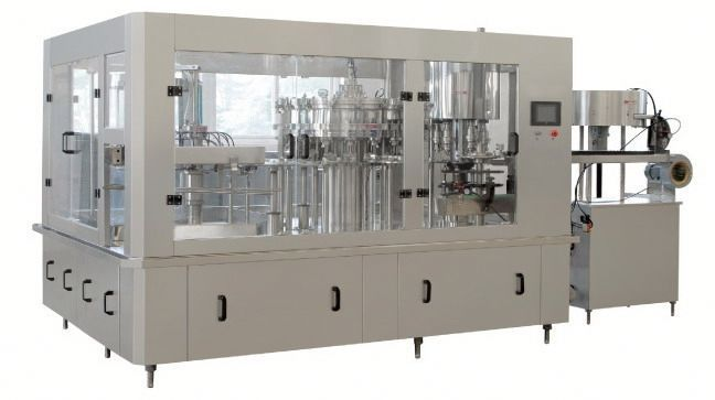 automatic doy pack filling machine