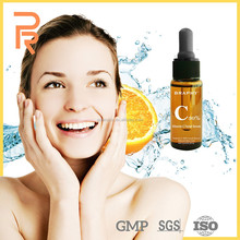 OEM skin lightening facial firming face serum vitamin c