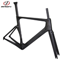 700C UD Matt AERO carbon bicycle frame China Endurance frame carbon road bike BB86