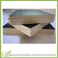 two times presses high quality 18mm building materials film faced plywood