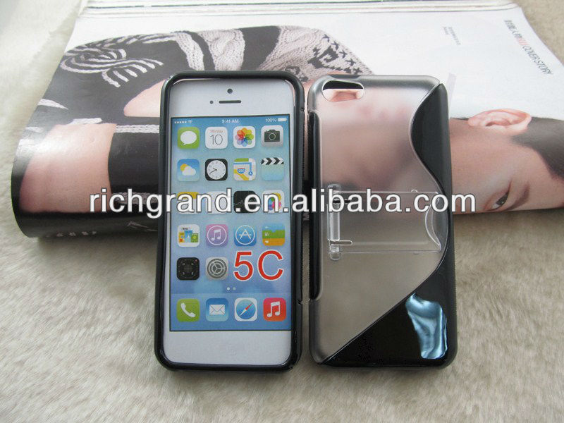 Mobile Phone Hard Case for Iphone 5C high quality
